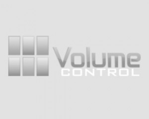 Volume Control b&w