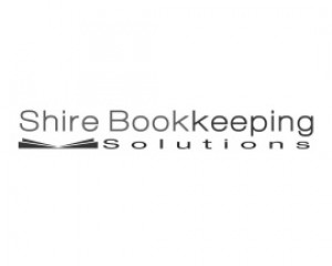 Shire Bookkeeping Solutions B&W